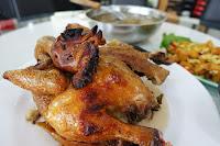 關之嶺餐館 甕缸磚窯雞