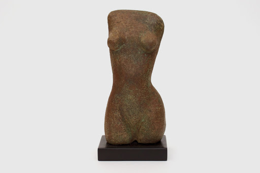 Peter Hayes Ceramic Torso 01