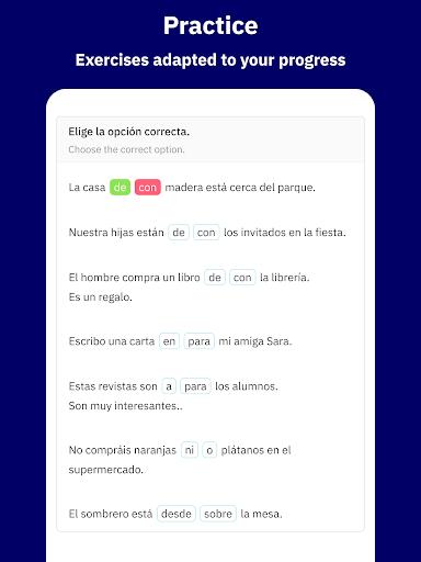 Learn Spanish - Español screenshot 7