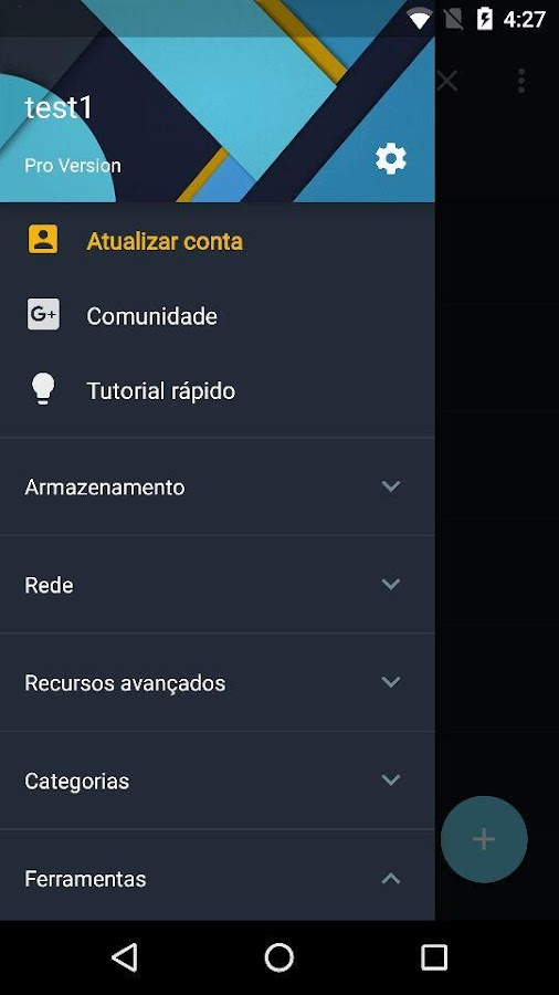 File Expert - file manager: captura de tela