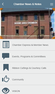 Boone Chamber of Commerce- screenshot thumbnail