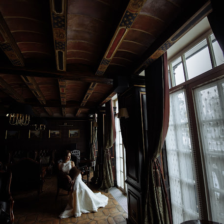 Wedding photographer Dennis Frasch (Frasch). Photo of 09.11.2016