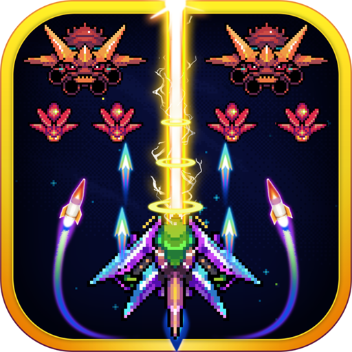 Falcon Squad - Classic Shoot 'em up Icon