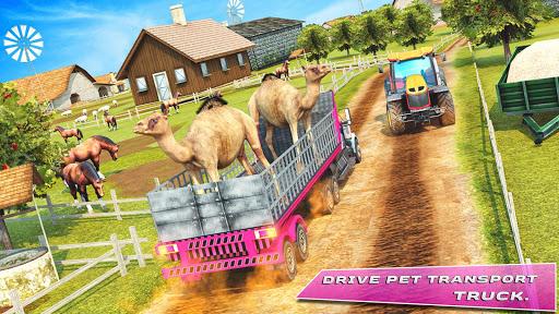 Animal Transport Driving Simulator 1.0 9