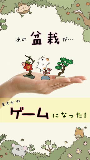 女子に人気ゲーム 『盆栽あつめ 』