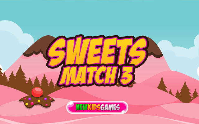 Sweets Match 3 Game