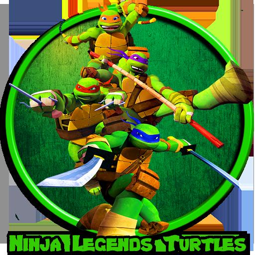 The Ninja Legend Turtles