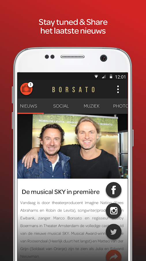 Marco Borsato- screenshot