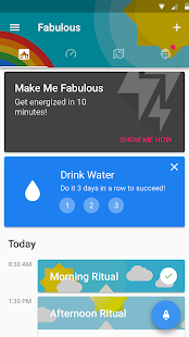 Fabulous: Motivate Me! Meditate, Relax, Sleep- screenshot thumbnail