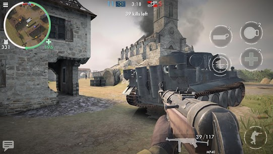 World War Heroes: WW2 FPS 4