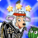 Bouncy sheep - The Saga Begins icon