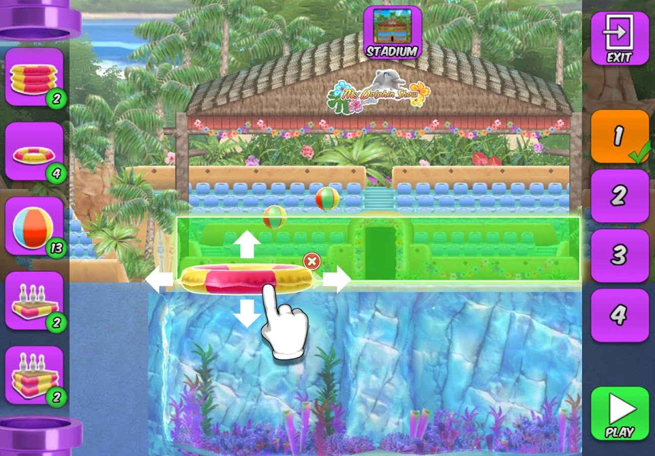 My Dolphin Show- screenshot