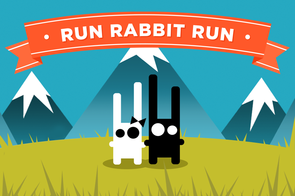 Run Rabbit Run Free Platformer- screenshot
