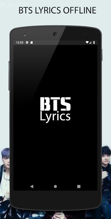 BTS Lyrics Offline: Fans App – (Android Apps) — AppAgg