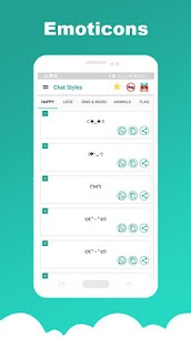Chat Styles: Cool Font & Stylish Text for WhatsApp 1