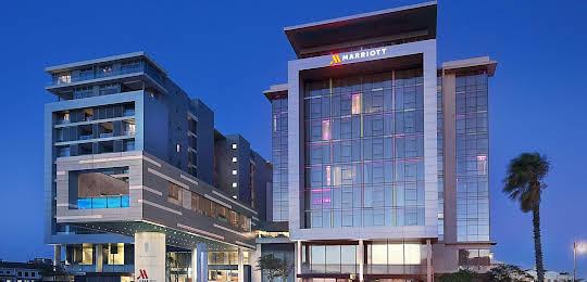 African Pride Crystal Towers Hotel & Spa