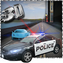 Crazy Police Car Chase Mania icon