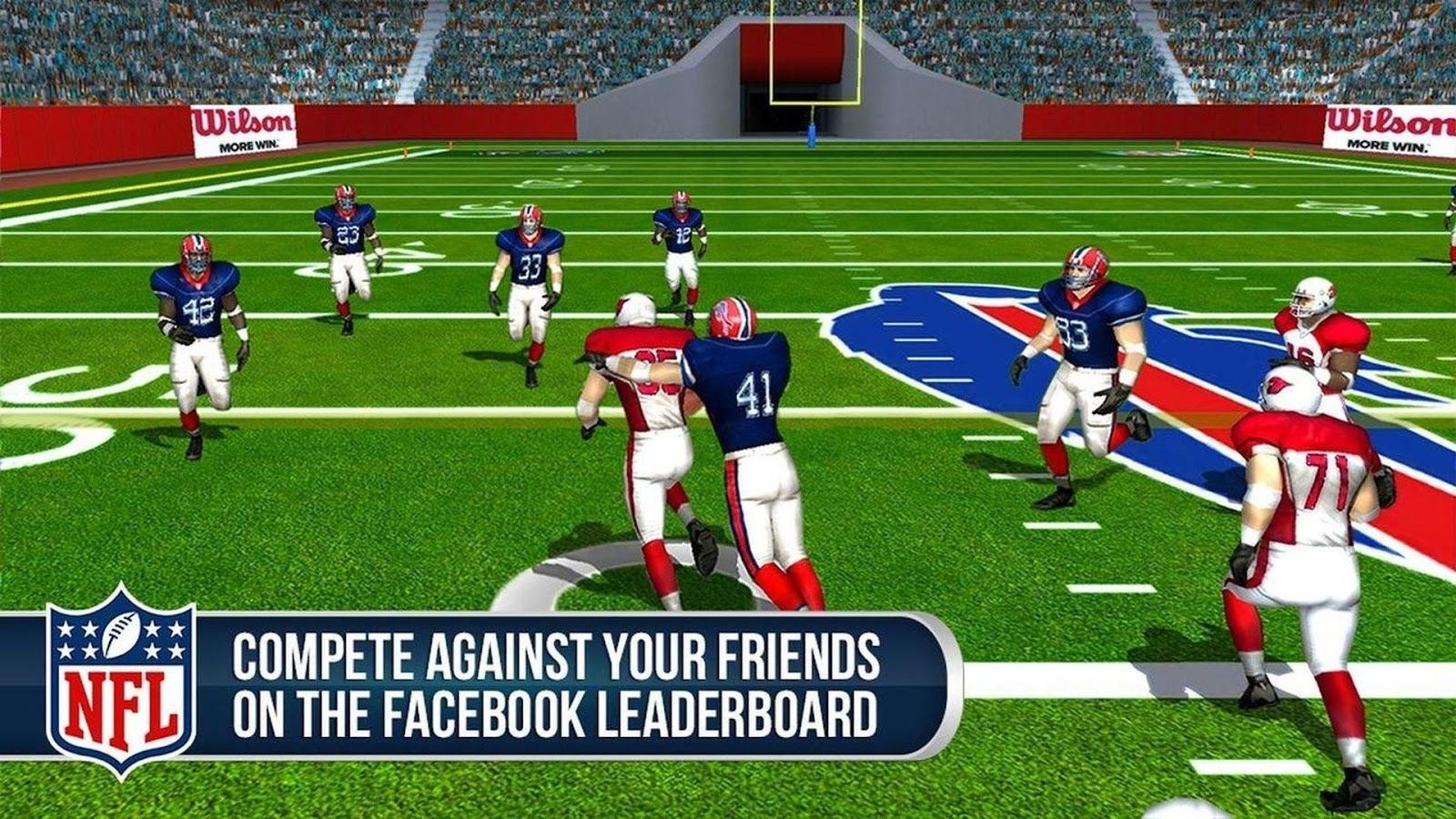 NFL Pro 2014 - screenshot
