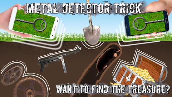 Metal detector trick - náhled
