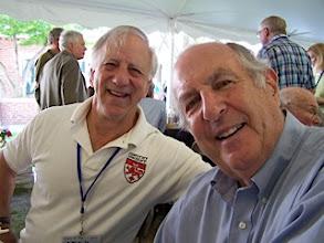 Photo: Dick Malmed and Gates Gill