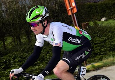 Benjamin King (Dimension Data) wint zware bergrit in Ronde van Spanje