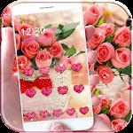 Pink Rose Valentine Theme