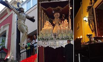 Martes Santo de Almería en el recuerdo