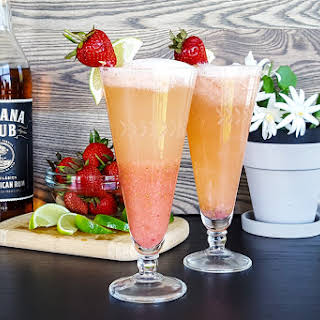 Strawberry Daiquiri Dark Rum Recipes.