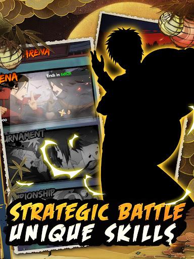 Unlimited Ninja: Idle RPG 2.0.7 screenshots 9