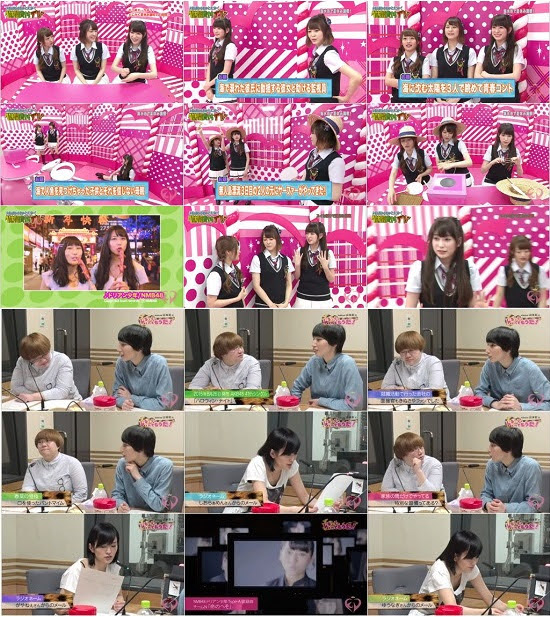 (TV-Variety)(480P) NMB48 Kawaiian TV – Collection 150823 ~ 150925