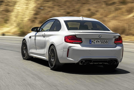 Design changes make the M2 Competition look even better than the original M2. Picture: BMW