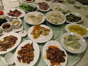 Photo: Dinner at Harbin