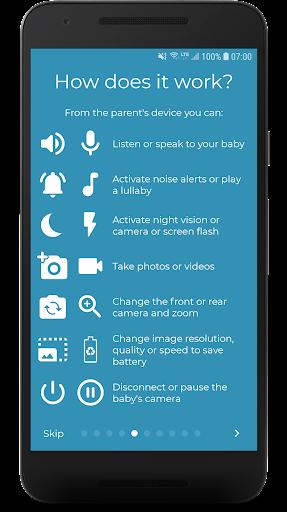 BabyCam - Baby Monitor Camera 1.85 screenshots 6