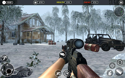 Target Sniper 3D Games apkpoly screenshots 5