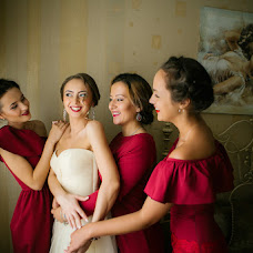 Wedding photographer Irina Zorina (ZorinaIrina). Photo of 08.01.2016