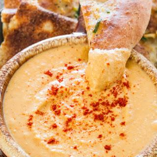 Red Lentil Hummus.