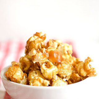 Chewy Caramel Corn Recipes
