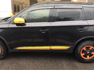 アウトランダー GF8W アクティブギア 4WD ガソリンのカスタム事例画像 ひろしさんの2018年11月09日10:03の投稿