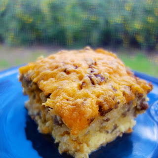 Sausage Biscuit Egg Breakfast Casserole Recipes.