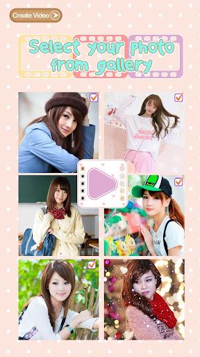 Kawaii Video Editor with Cute Stickers for Photos screenshots 3