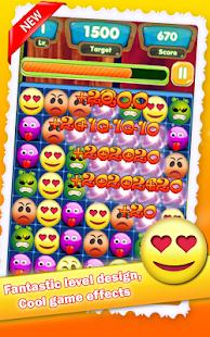 Match The Emoji's - náhled