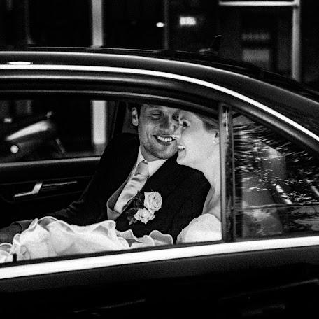 Wedding photographer Robert Land (robertland). Photo of 18.01.2017