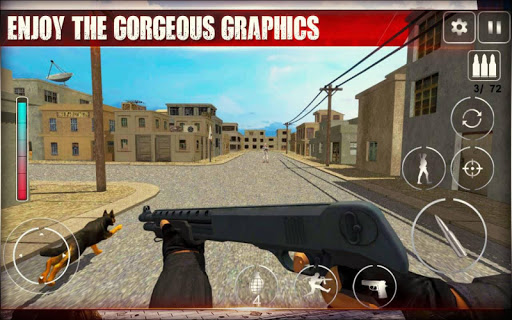 Delta Commando : FPS Action Game 1.0.10 screenshots 5