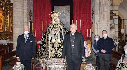 El obispo Gómez Cantero realiza nombramientos en la diócesis
