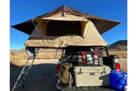 4 Person Roof Top Tent