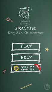 iPractise English Grammar- screenshot thumbnail