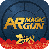 AR Magic Gun