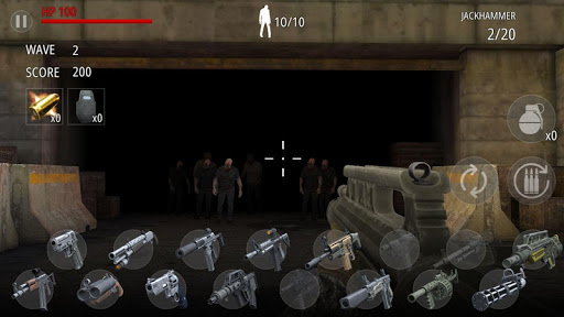 Zombie Fire apkdebit screenshots 6