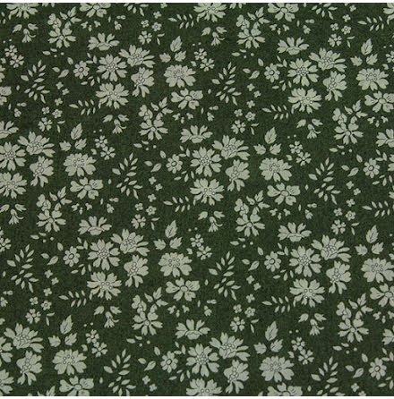 EKO Capel Tana Lawn - mörkgrön
