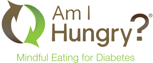 Logo for Am I Hungry? Mindful Eating for Diabetes